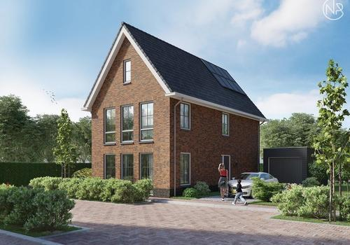 Jan Steen Vrijstaande Woning in Hardinxveld-Giessendam 3371 NG