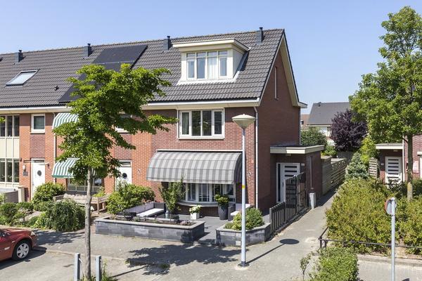 La Bohemeplantsoen 37 in Nieuw-Vennep 2152 GE