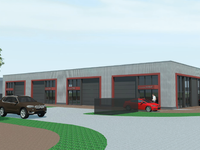 Unit (Bouwnummer 2) in Steenbergen 4651 SX