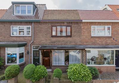 Van Der Helststraat 9 in IJmuiden 1971 XJ