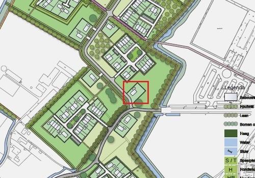"""De Campsebaan """"Kavel K"""" in Ewijk 6644 CJ"""