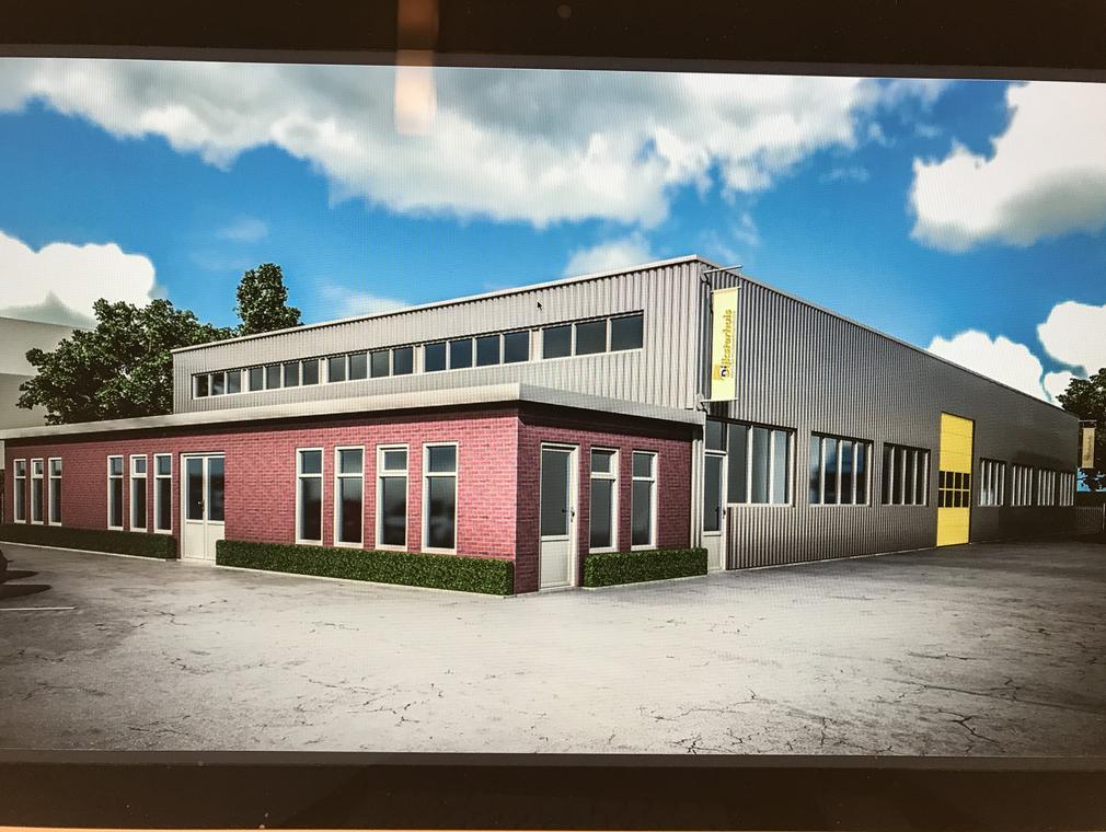 Industrieweg 1 Nabij in Uithuizen 9981 HJ
