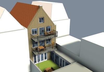 Bosstraat 18 B in Bergen Op Zoom 4611 NC
