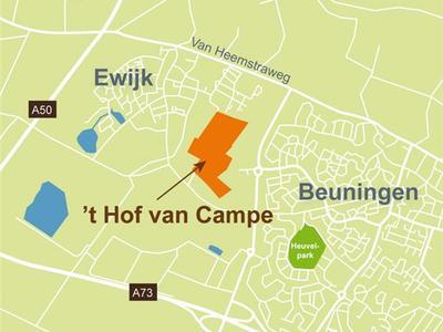 """De Campsebaan """"Kavel M"""" in Ewijk 6644 CJ"""
