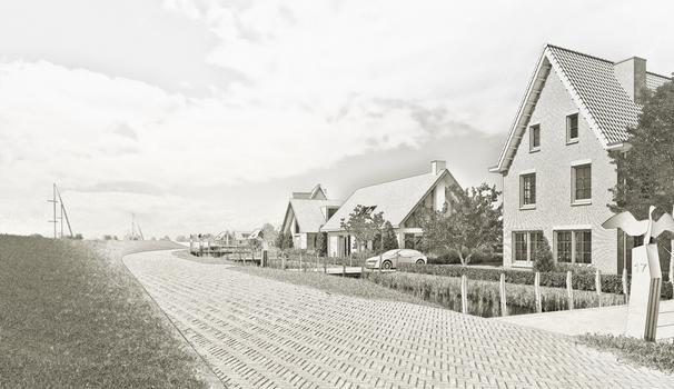 Bouwnummer 60 in Numansdorp 3281 KA