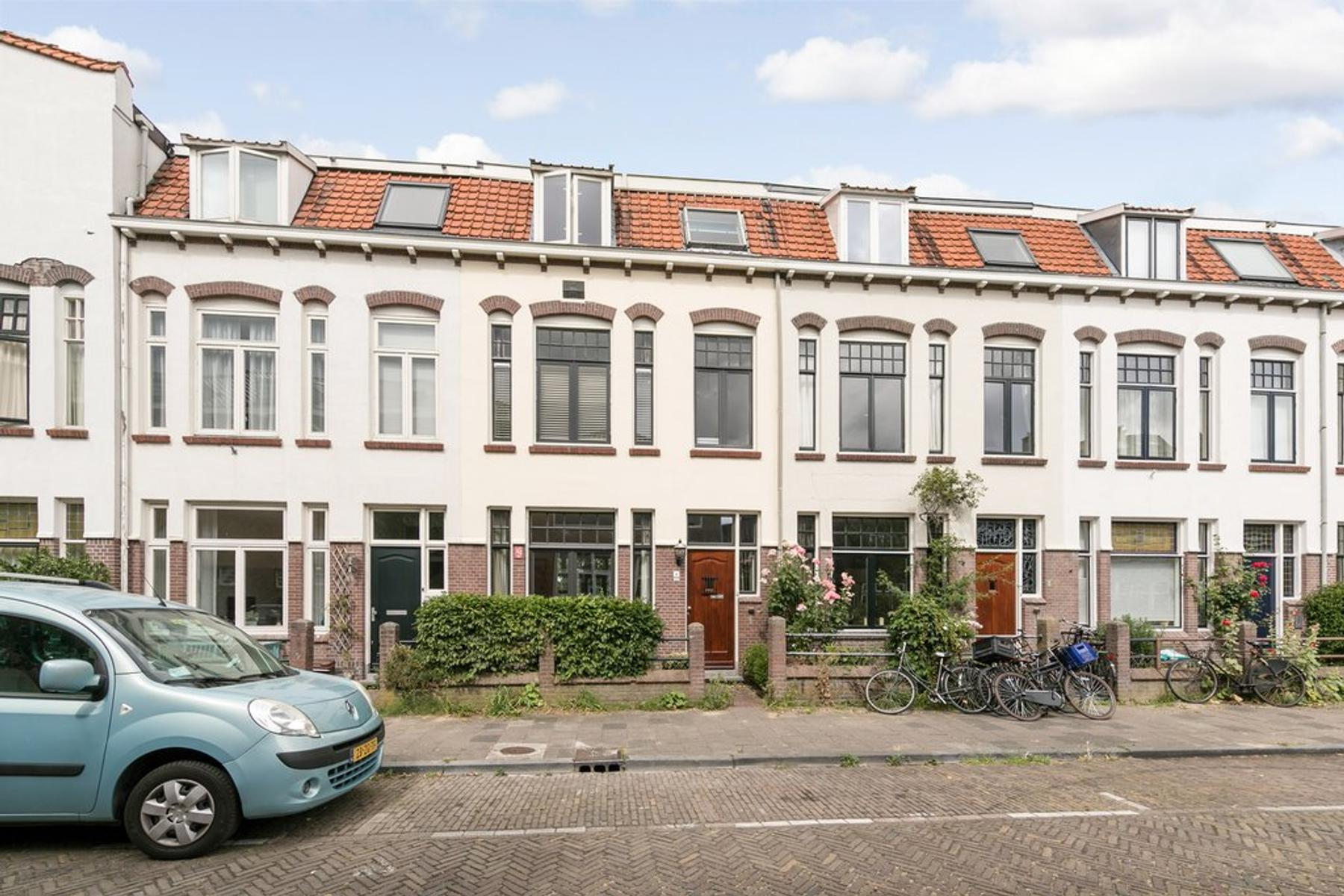 Pieter Saenredamstraat 6 in Utrecht 3583 TC
