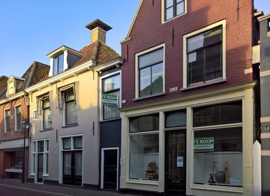 St. Jacobstraat 8 - 10 in Harlingen 8861 AX