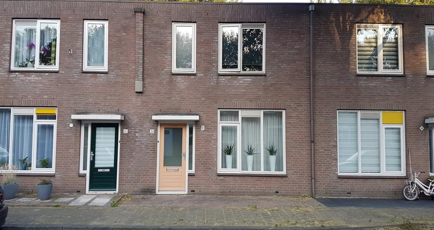 Johanna Ufkesstraat 38 in Breda 4822 WX
