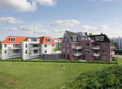 Bouwnummer in Hellevoetsluis 3221