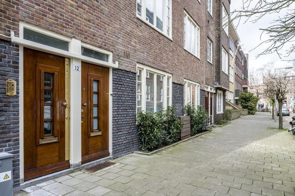 Richard Holstraat 12 H in Amsterdam 1071 SM