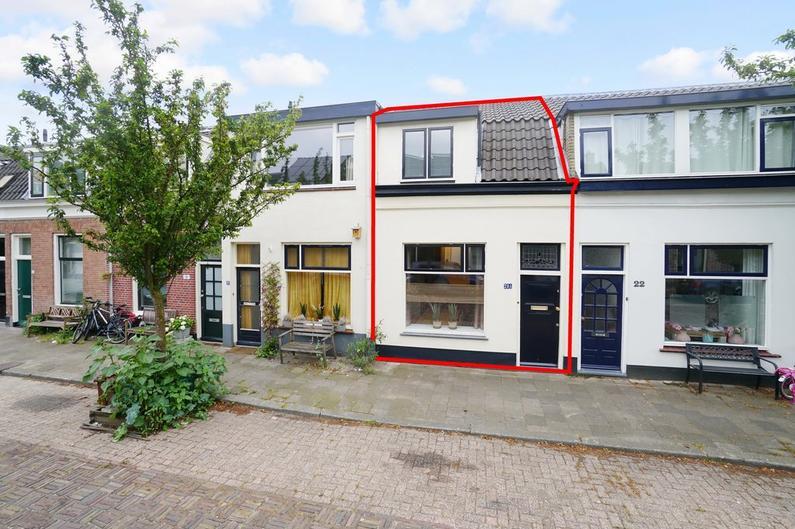Van Der Mondestraat 20 A in Utrecht 3515 BH