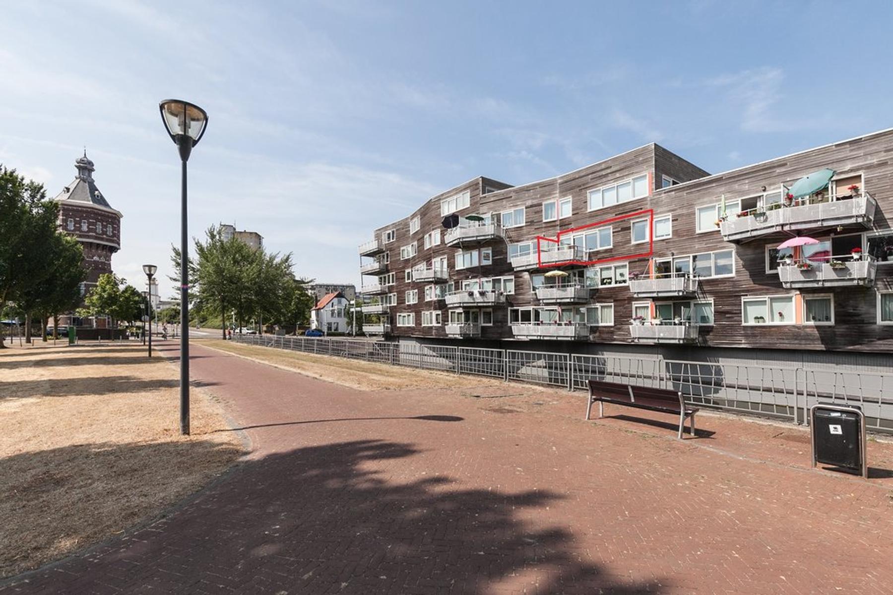 Koudekerkseweg 2 -15 in Vlissingen 4382 EB