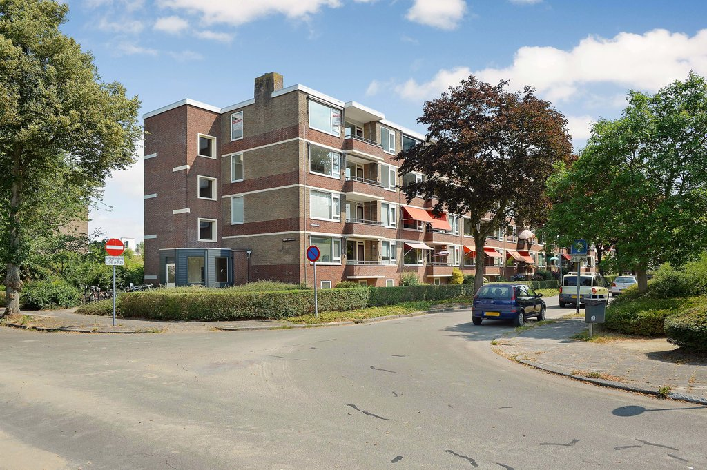 Wenckebachlaan 33 in Groningen 9728 JJ: Appartement te koop ...