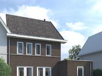 Bouwnummer 1 in Numansdorp 3281 KA