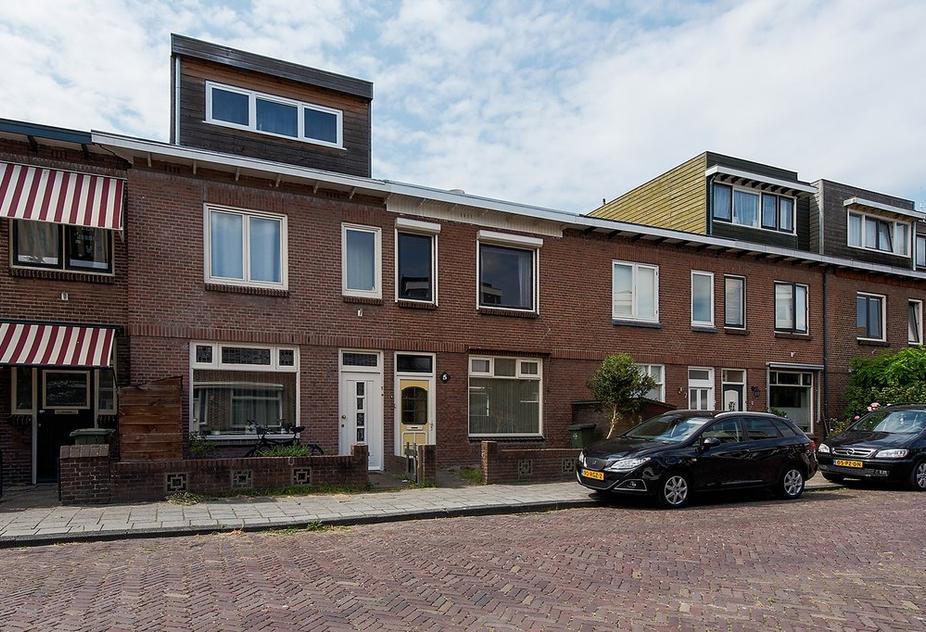 Semarangstraat 5 in Haarlem 2022 RV