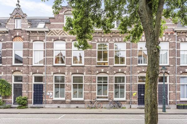 Luijbenstraat 19 in 'S-Hertogenbosch 5211 BS