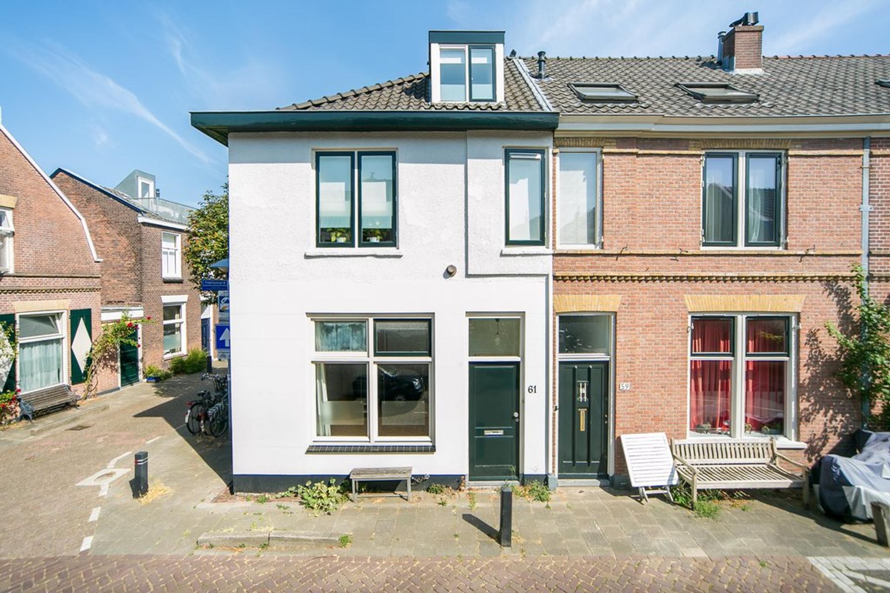 Kapelstraat 61 in Utrecht 3572 CJ