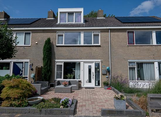 Barkstraat 37 in Harlingen 8862 XL