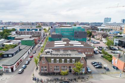 Meeuwenlaan 98 - 100 in Amsterdam 1021 JL