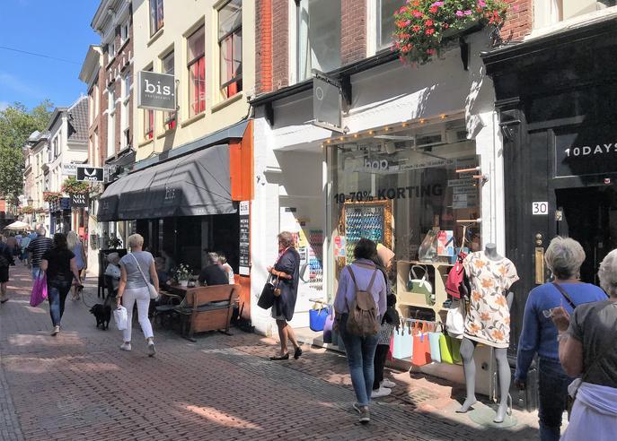 Lijnmarkt 28 in Utrecht 3511 KH