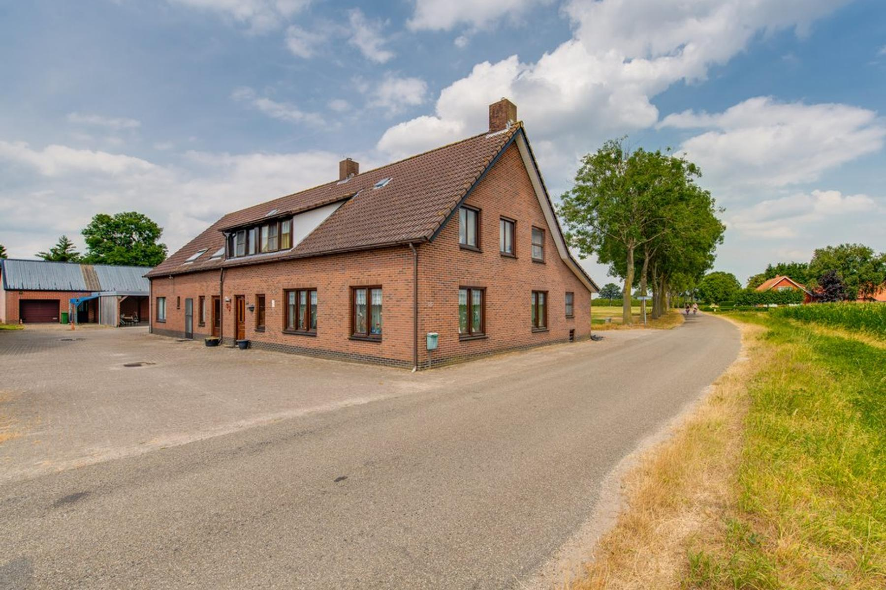 Mereltjesstraat 15 in Wernhout 4884 MK