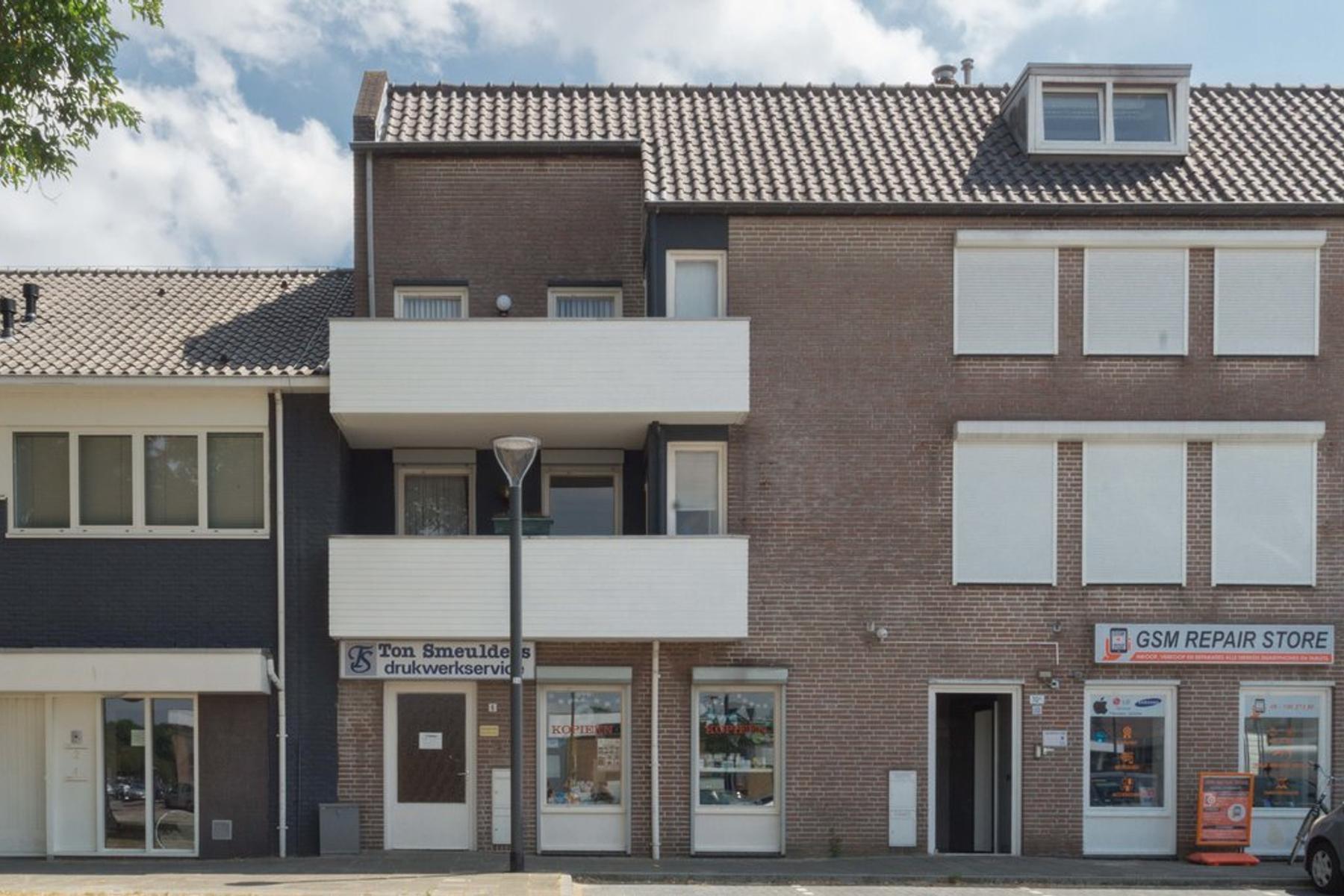 Brucknerlaan 8 in Tilburg 5011 DM