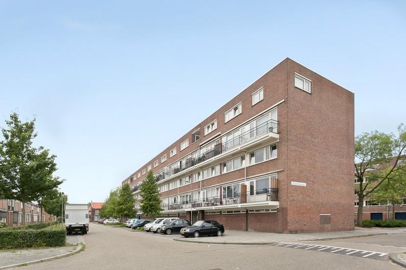 Willem Barentszstraat 58 in 'S-Hertogenbosch 5223 HM