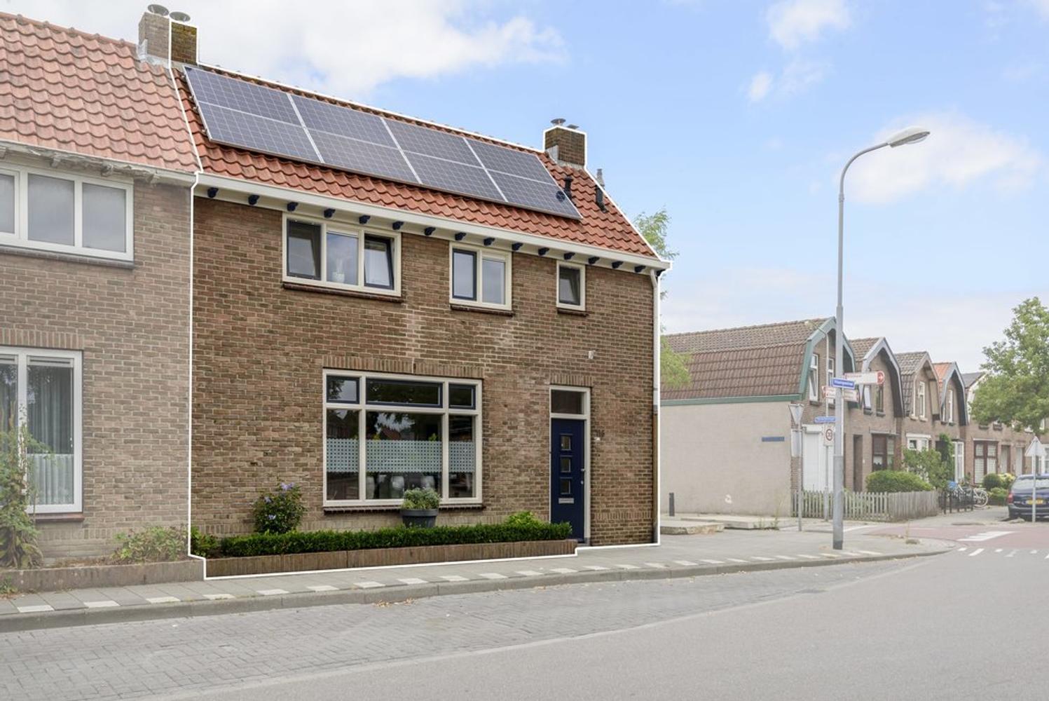 Vlissingsestraat 116 in oost souburg 4388 hg: woonhuis te koop
