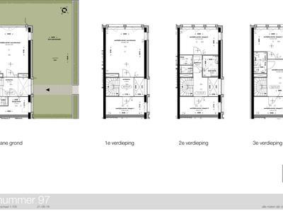 Bouwnummer 097 (Bouwnummer 097) in Voorburg 2273 DH
