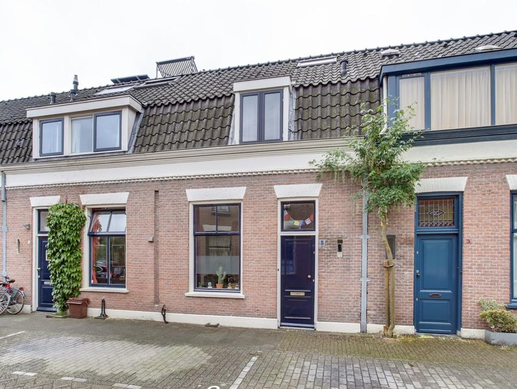 Frederikastraat 5 in Utrecht 3572 CR