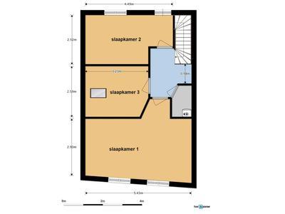 Sint Josephstraat 12 A in Roosendaal 4702 CW