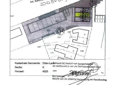 Wilhelminalaan 83 in Etten-Leur 4872 BW
