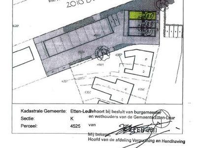 Wilhelminalaan 85 in Etten-Leur 4872 BW