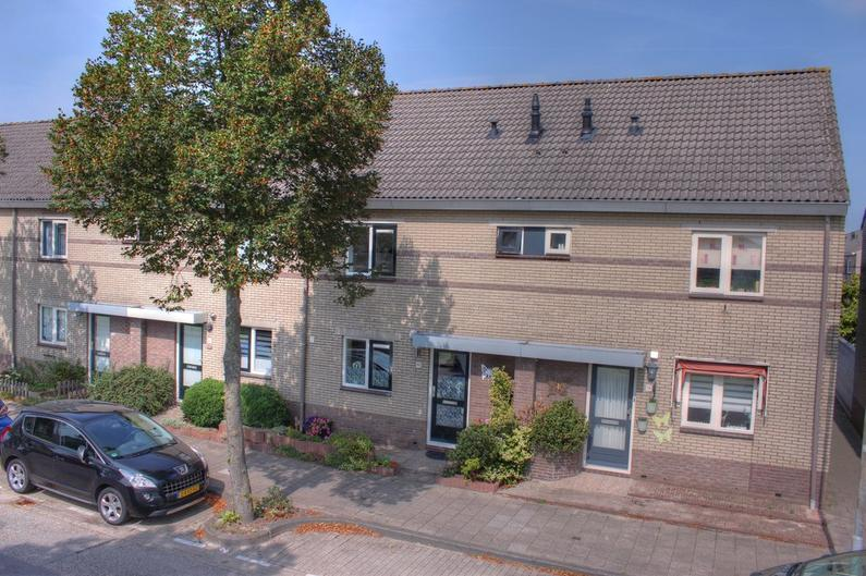 Amnesty Internationalweg 80 in Haarlem 2033 AG