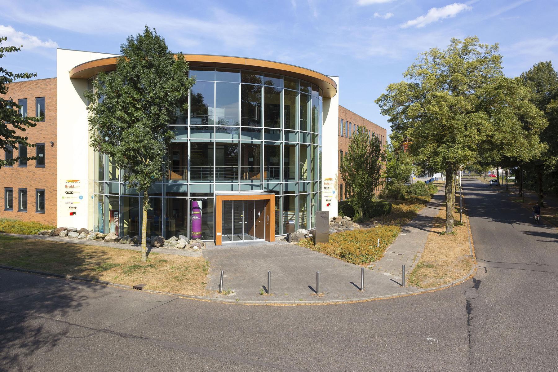 Te huur via ReBM bedrijfsmakelaardij uit Amersfoort ca 641 m2 energiezuinige kantoorruimte aan de Uraniumweg 17A te Amersfoort
