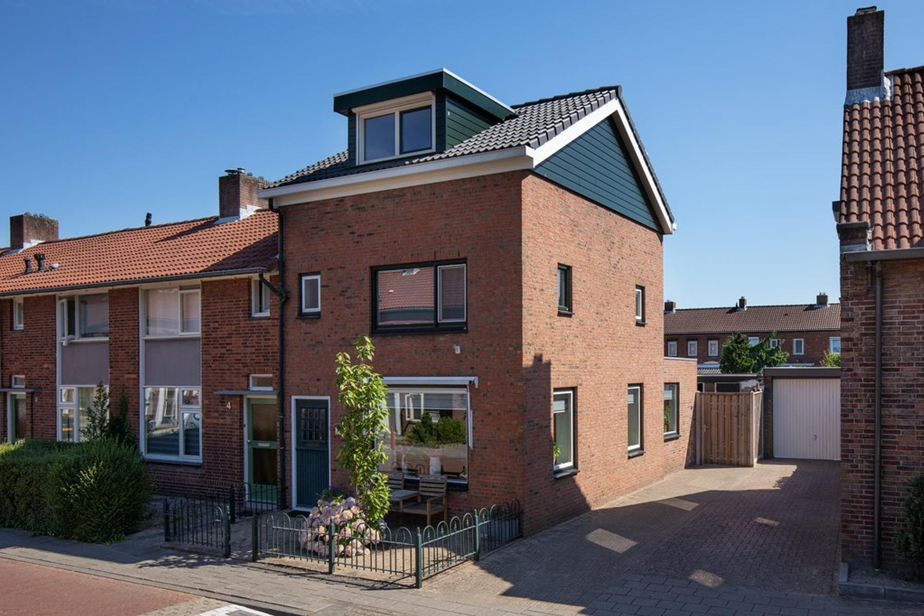 Norbartstraat 2 in Etten-Leur 4872 TH