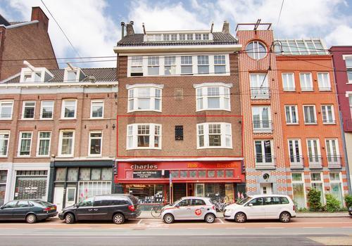 Weteringschans 193 B in Amsterdam 1017 XE
