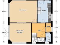 Beukenlaan 19 in Baarn 3741 BN