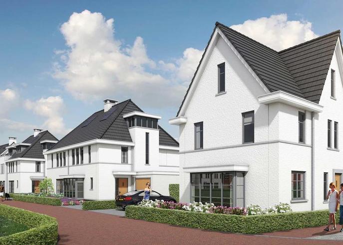 Willemsbuiten - Fase 4 (Bouwnummer 9) in Tilburg 5022 DA