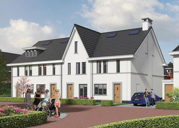 Willemsbuiten - Fase 4 (Bouwnummer 4) in Goirle 5051 PB