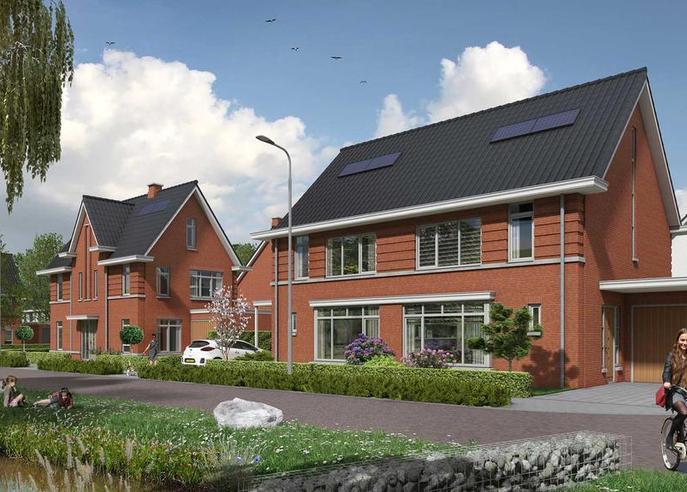 Willemsbuiten - Fase 4 (Bouwnummer 26) in Goirle 5051 PB