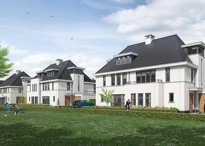 Willemsbuiten - Fase 4 (Bouwnummer 5) in Tilburg 5022 DA