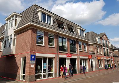Hogestraat 4-6, 13, En Kerkhofpad 15 in Dinxperlo 7091
