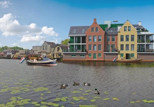 .Residence Rijnvliet in Bodegraven 2411 BT