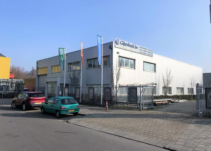 Tractieweg 170 in Utrecht 3534 AP