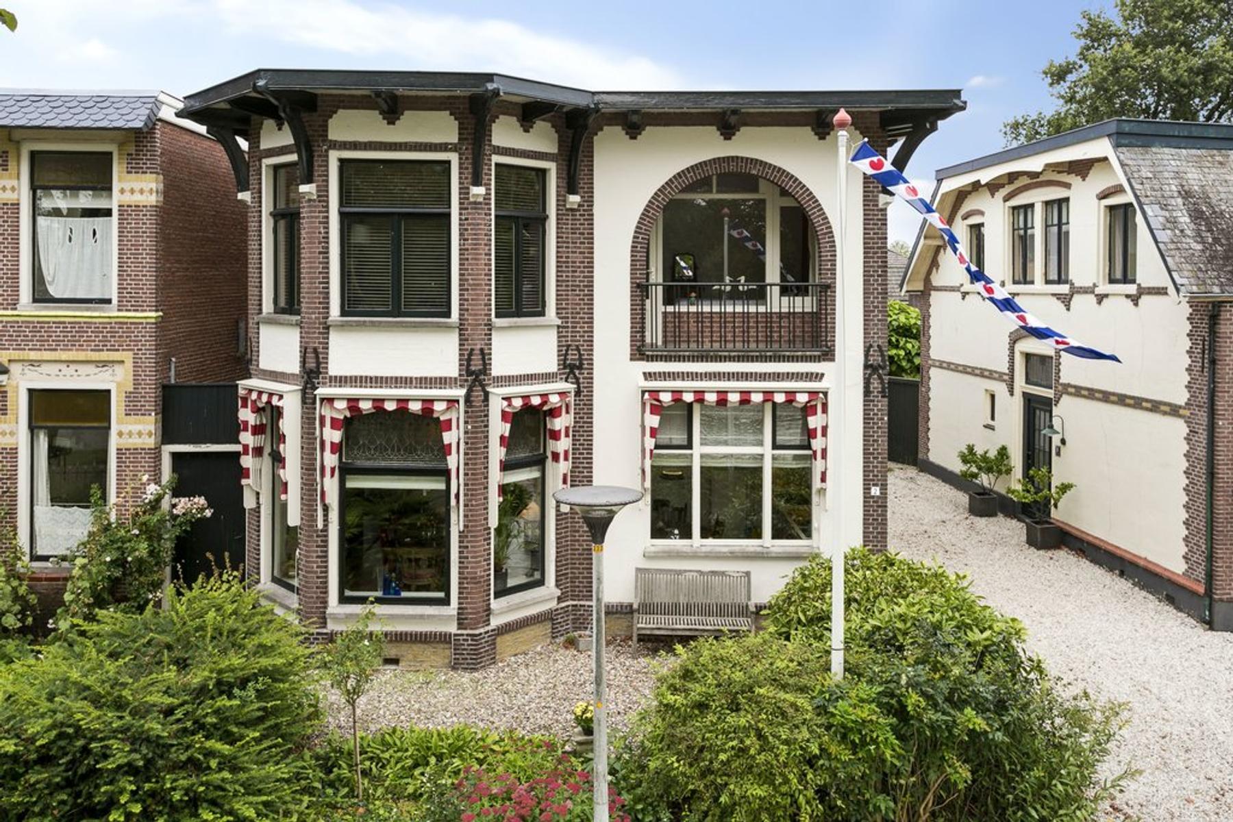 Mr G Groen Van Prinstererlaan 2 in Franeker 8801 AP