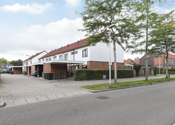 Curiestraat 213 in Hoogeveen 7909 GH