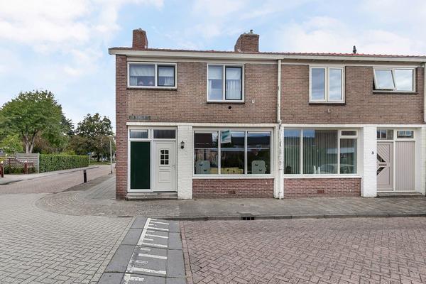 Johannes Vermeerstraat 1 in Coevorden 7741 BA