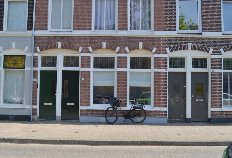 Kennemerstraat 54 Zwart in Haarlem 2021 EE