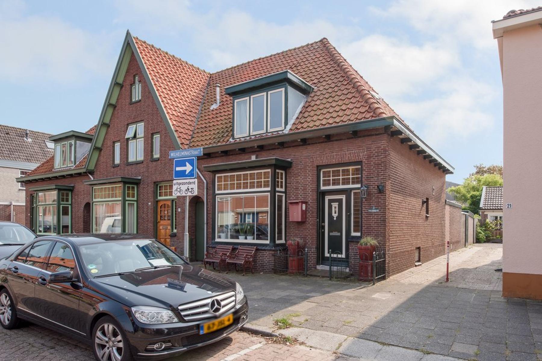 Wilhelminastraat 19 in Egmond Aan Zee 1931 BM